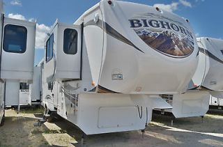 New Big Horn 3855 Fl Front Living Room 5th Wheel Rv Camper Wholesale