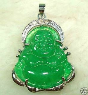 jade buddha necklace in Fashion Jewelry