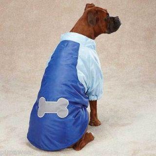 COAT labrador border collie pit bull DOG COAT JACKET big dog clothes