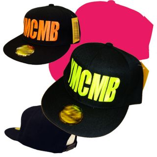 New Snapback NEON colored YMCMB YOUNG MONEY CASH MONEY BILLIONAIRE cap