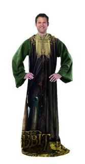 The Hobbit Being Gandalf Costume Comfy Throw LOTR Lord of the Rings