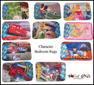 TV & Film Character MATS / RUG Bedroom Christmas / Birthday Gift