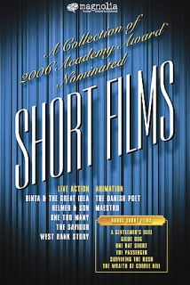Collection of 2006 Academy Award Nominated Short Films DVD, 2007