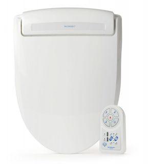 Bio Bidet BB 400 Harmony Electric Bidet Toilet Seat W/Remote Control