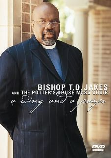 Bishop T.D. Jakes and the Potters House Mass Choir   A Wing and a