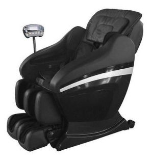 Full Body Zero Gravity Shiatsu Massage Chair Recliner Soft 3D  Arm
