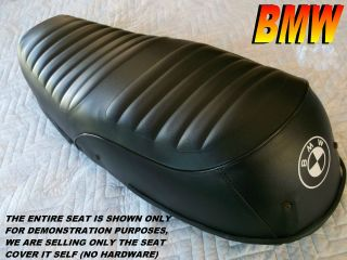 BMW R60/7 R75/7 R80/7 R100/7 new aftermarket replacement seat cover