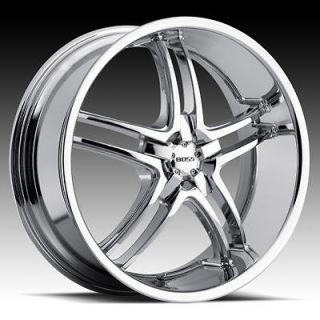 20 BOSS (AMERICAN EAGLE) CHROME BMW X3 GTO RIDGLINE G8 LS460 MDX