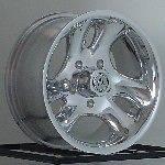 15 Inch Wheels Rims Chevy S10 Blazer 2WD El Camino Camaro Malibu 5x4