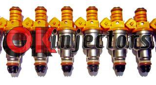 BMW Fuel Injectors (set of 6) 325i/is E30