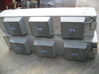BOHN EVAPORATOR 3 FAN WALK IN COOLER MODEL# ADT156AJ