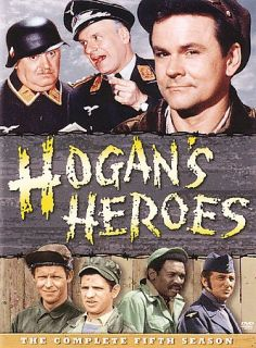 Hogans Heroes   The Complete Fifth Season DVD, 2006, 4 Disc Set