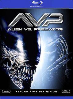 Alien vs. Predator Blu ray Disc, 2009