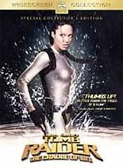 Lara Croft Tomb Raider The Cradle of Life DVD, 2003, Widescreen