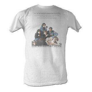 breakfast club t shirt in Clothing,