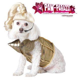Pop Queen Madonna Dog Pet Costume