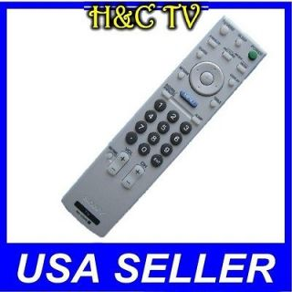 Sony Bravia TV Remote replace RM YD014 RMYD014 148016611