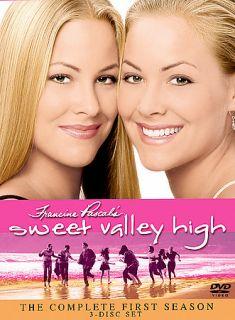Sweet Valley High   Season One DVD, 2005, 3 Disc Set