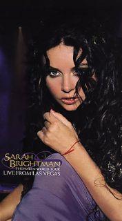 Sarah Brightman   Live from Vegas The Harem World Tour DVD, 2004, 2