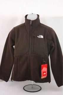 North Face Denali Fleece (XS) Extra Small NEW Brown Jacket Girls