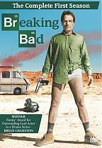 Breaking Bad The Complete First Season DVD, 2009, 2 Disc Set