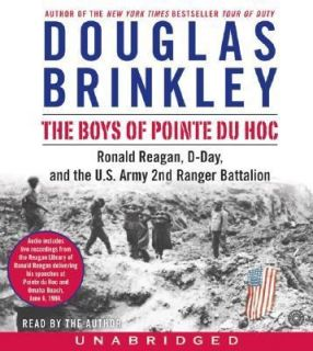 2nd Ranger Battalion by Douglas Brinkley 2005, CD, Unabridged