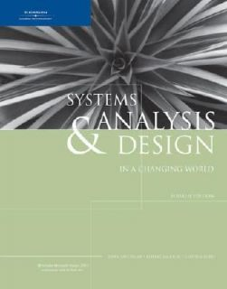 Systems Analysis and Design in a Changing World by Stephen D. Burd