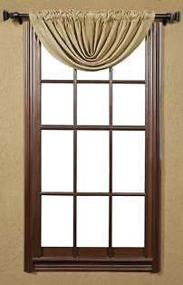burlap window treatments in Curtains, Drapes & Valances