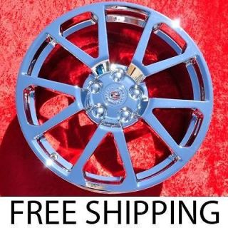 19 Cadillac CTS V Sedan OEM Chrome Wheels Rims CTS Camaro GTO 4647