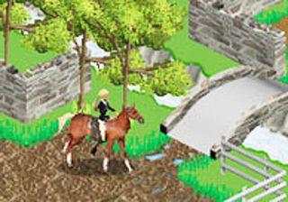 Barbie Horse Adventures Blue Ribbon Race Nintendo Game Boy Advance