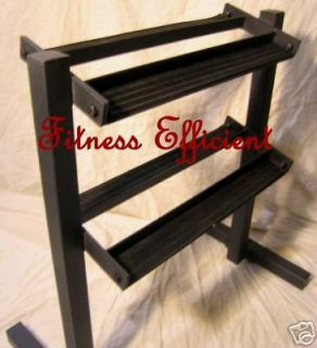 TIER 24 DUMBBELL RACK Storage Rack High Quality Solid Steel HEAVY