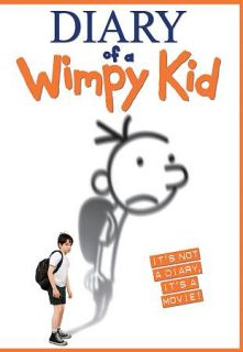 Diary of a Wimpy Kid DVD, 2010