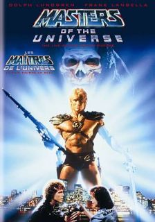 Masters of the Universe DVD, 2009, Canadian French