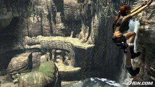 Tomb Raider Legend Xbox 360, 2006