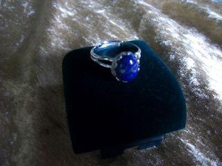 Vampire Diaries Carolines Lapis Lazuli ring