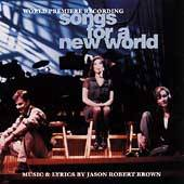 Songs for a New World Musical Cast Recording CD, Mar 1997, RCA