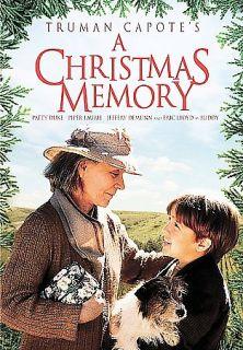 Truman Capotes A Christmas Memory DVD, 2007