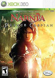 The Chronicles of Narnia Prince Caspian Xbox 360, 2008