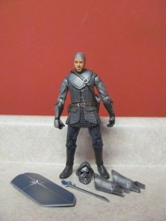 Chronicles Narnia Prince Caspian #77 Telmarine Soldier 6 Loose Figure