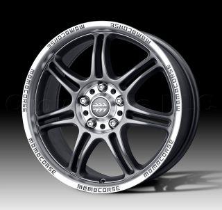 MOMO Car Wheel Rim RPM Anthracite 17 inch 4 on 100/4.5   Part