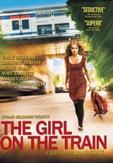 The Girl on the Train DVD, 2010