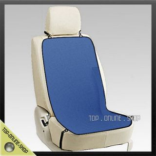 Pet Cat Dog Car Vehicle Front Seat Cover Blue Cushion Bed Blanket Mat
