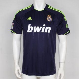 Cristiano Ronaldo Real Madrid Jersey Cr7 Away Ls Long Sleeve NWT