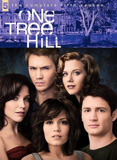 One Tree Hill   The Complete Fifth Season DVD, 2009, 5 Disc Set