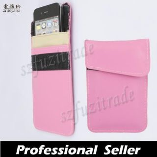 Phone RF Signal Blocker Jammer Pouch Bag Case For Galaxy S2 i9100