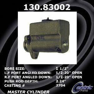 Centric Parts 130.83002 Brake Master Cylinder