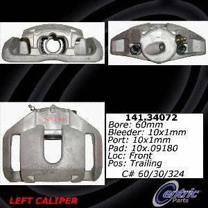 Centric Parts 141.34072 Disc Brake Caliper