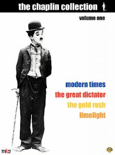 Charlie Chaplin Collection   4 Pack Gift Set DVD, 2003, 8 Disc Set