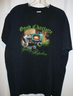 good charlotte (tshirt,shirt,sweatshirt,sweater,hoodie)