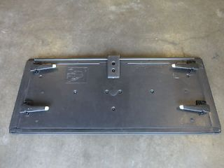 CHEVY AVALANCHE TONNEAU HARD TOP BED COVER PANEL ONLY 1 COVER